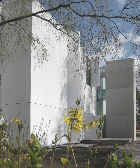 Campus Berlin Buch, MRT-Gebäude