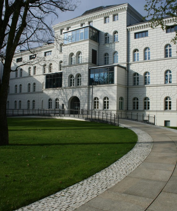 Bundeswehrkrankenhaus Berlin, Haus 1.3