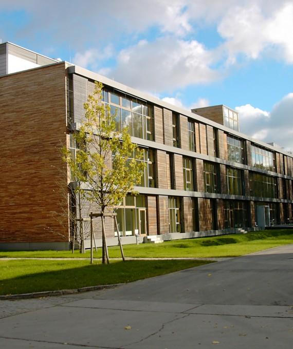 Campus Berlin-Buch, FMP-Gebäude