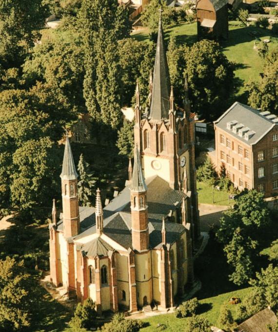 Heilig-Geist-Kirche Werder/Havel